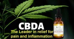 CTFO 10xPure Gold Super 1000. CBDa is the leader in relief for pain and inflammation.
