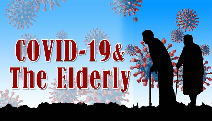 Header Image: COVID 19 and The Elderly