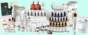Over 80 CBD and non-CBD Products